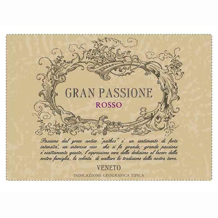 Gran Passione Rosso, Botter Carlo