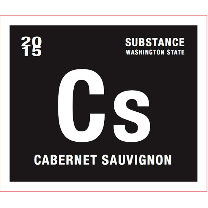 Substance CS Cabernet Sauvignon, Charles Smith Wines