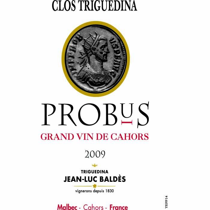 Clos Triguedina Probus , Jean-Luc Baldès