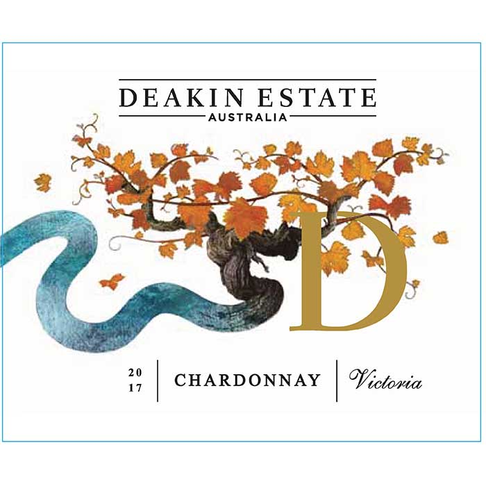 Deakin Estate Chardonnay, Wingara Darling