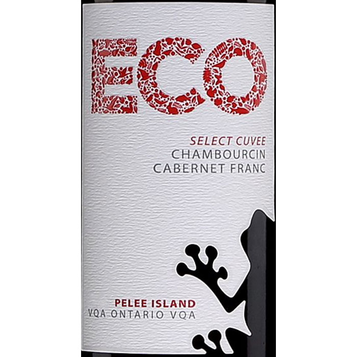 Eco Red Select Cuvee,VQA, Pelee Island Winery