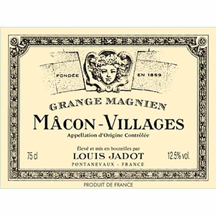 Mâcon-Villages Grange Magnien, Louis Jadot