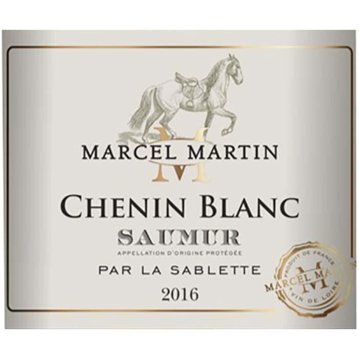 Chenin Blanc Saumur par la Sablette, Marcel Martin