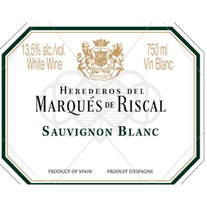 Marqués de Riscal, Sauvignon Blanc