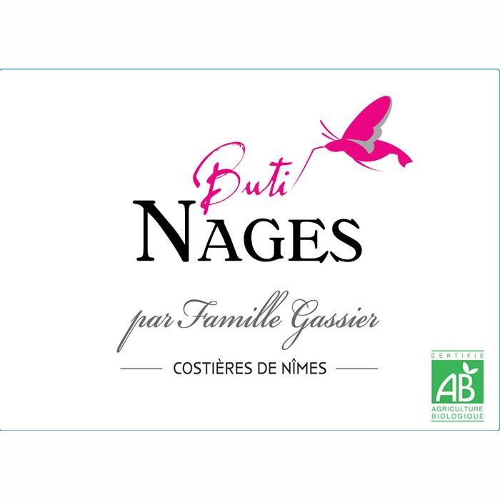 Buti Nages Rosé, Michel Gassier