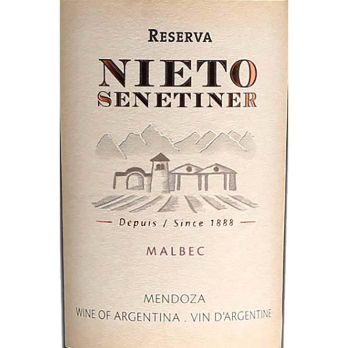 Malbec, Nieto Senetiner